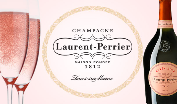 CHAMPAGNE Laurent-Perrier MAISON FONDEE 1812
