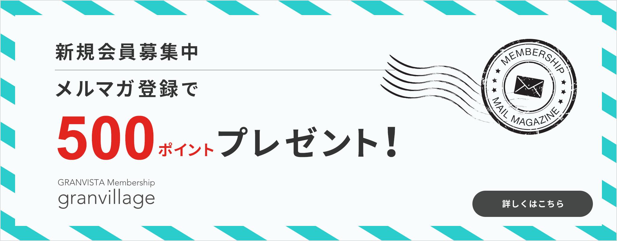新規入会ポイントプレゼントキャンペーン